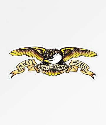 Anti-Hero Classic Eagle pegatina