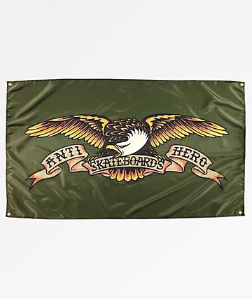 Anti-Hero Eagle Banner