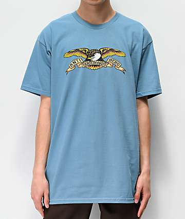 Anti-Hero Eagle Slate Blue T-Shirt
