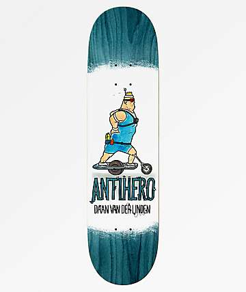 "Anti-Hero Electric Luxuries Daan Van Der Linden 8.38"" Skateboard Deck"