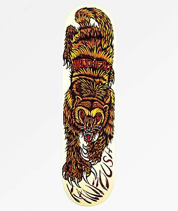 "Anti-Hero Kanfoush Gulo 8.25"" Skateboard Deck"