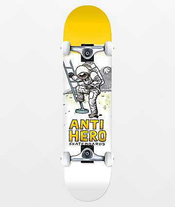 "Anti-Hero Moon Landing 8.0"" Skateboard Complete"