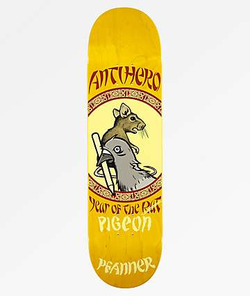 "Anti-Hero Pfanner Year Of The Pigeon 8.25"" Skateboard Deck"
