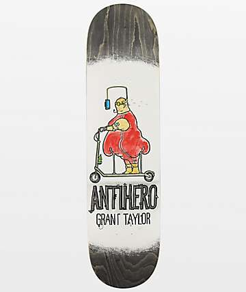 "Anti-Hero Taylor Electric Lux 8.06"" Skateboard Deck"