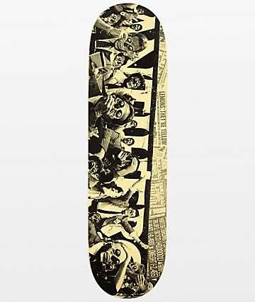 "Anti-Hero They Panic 8.5"" Skateboard Deck"