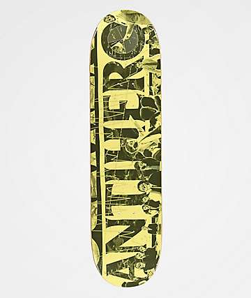 "Anti Hero Third Quarter 8.06"" Skateboard Deck"