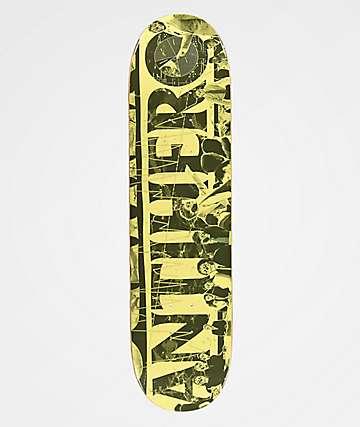 "Anti Hero Third Quarter 8.06"" Skateboard Deck"