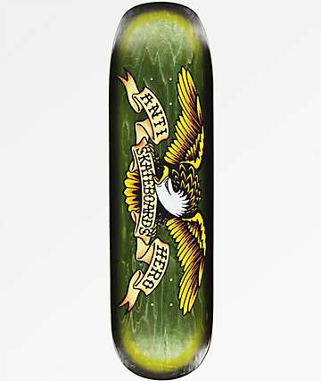 "Anti Hero Veneer Eagle 9.1"" Skateboard Deck"