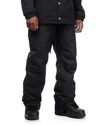 Aperture Boomer 10K Black Snowboard Pants