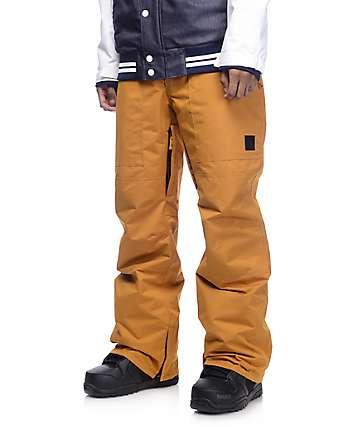 Aperture Boomer 10K Mustard Snowboard Pants