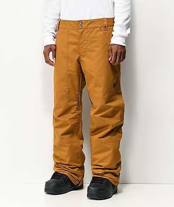 Aperture Boomer Tobacco 10K Snowboard Pants