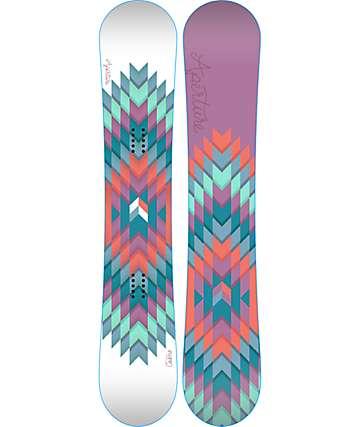 Aperture Cosmo 150cm tabla de snowboard para mujer
