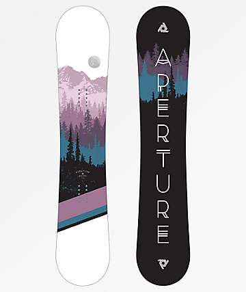 Aperture Cosmo Women's Snowboard 2019
