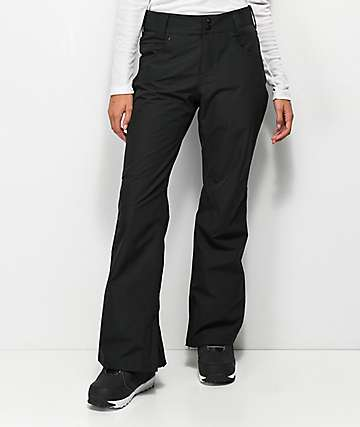 Aperture Crystaline 10K pantalones de snowboard en negro