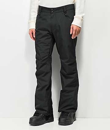 Aperture Green Line 10K pantalones de snowboard en negro