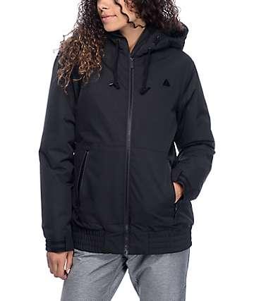 Aperture Harvest chaqueta de snowboard 10K en negro