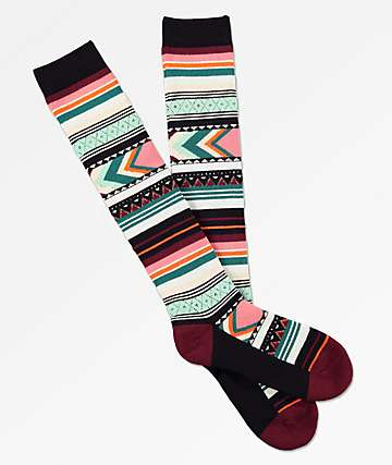 Aperture Ione Snowboard Socks