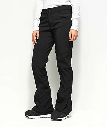 Aperture Rider Stretch Black 10K Snowboard Pants