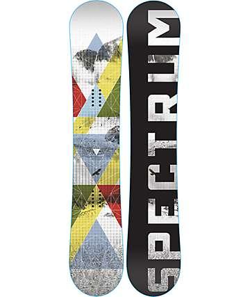 Aperture Spectrum 157cm tabla de snowboard ancha