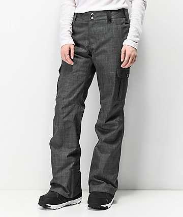 Aperture Verty 10K pantalones de snowboard en gris