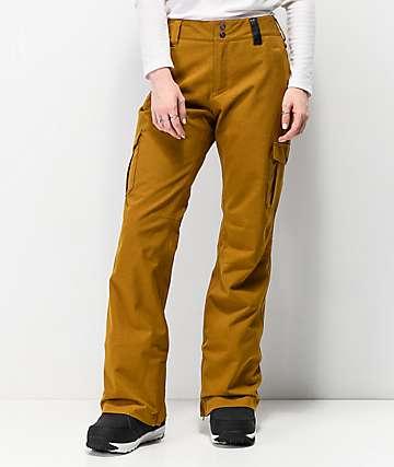 Aperture Verty 10K pantalones de snowboard en marrón