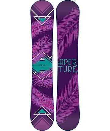 Aperture Vice 147cm tabla de snowboard para mujer