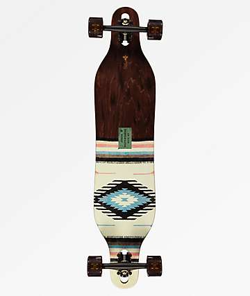 "Arbor Axis Flagship 40"" longboard completo"
