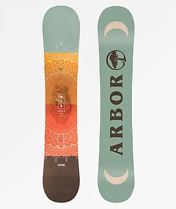 Arbor Cadence Womens Snowboard