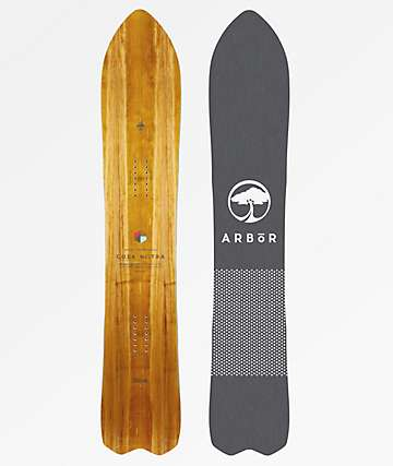 Arbor Cosa Nostra 2019 tabla de snowboard