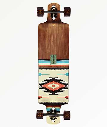 "Arbor Drop Cruiser Flagship 38"" longboard completo"