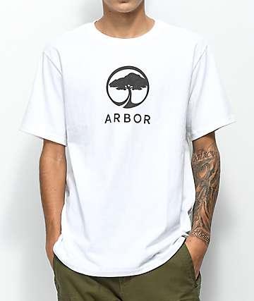 Arbor Landmark White T-Shirt