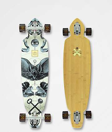 "Arbor Mind State 37"" Drop Through longboard completo"
