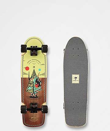 """Arbor Pilsner Artist 29"""" Cruiser completo de skate"""