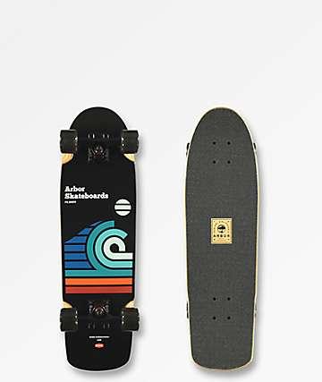"""Arbor Pilsner Drapli Artist 29"""" Cruiser Complete Skateboard"""