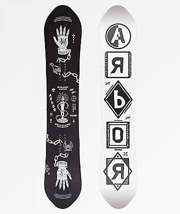 Arbor Sin Nombre tabla de Snowboard