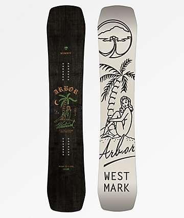 Arbor Westmark Rocker 2019 tabla de snowboard