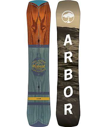 Arbor Westmark Snowboard ancha de 157cm