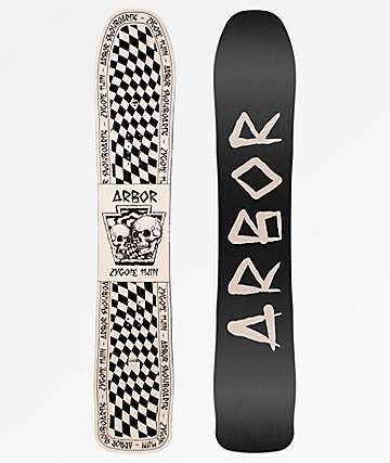 Arbor Zygote Twin 2019 tabla de snowboard