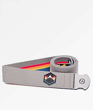Arcade The Rambler Horizon Grey Belt