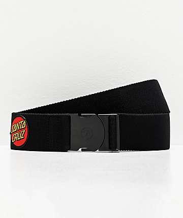 Arcade x Santa Cruz Rambler Dot Logo Black Belt