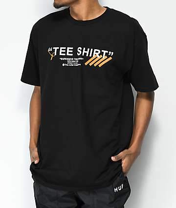 """Artist Collective """"TEE SHIRT"""" Black T-Shirt"""