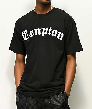 Artist Collective Compton Arc Black T-Shirt