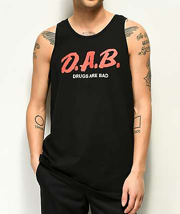 Artist Collective D.A.B. Blank Tank Top