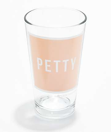 Artist Collective Petty Pint Glass