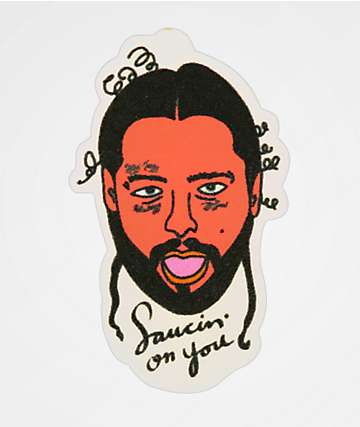 Artist Collective Saucin' On You Air Freshener