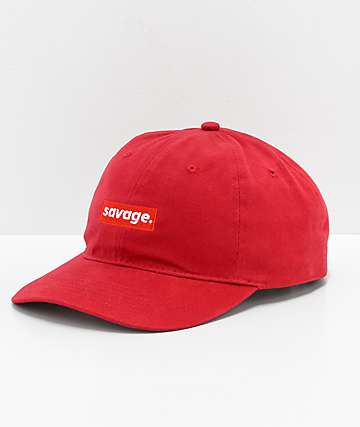 Artist Collective Savage gorra roja