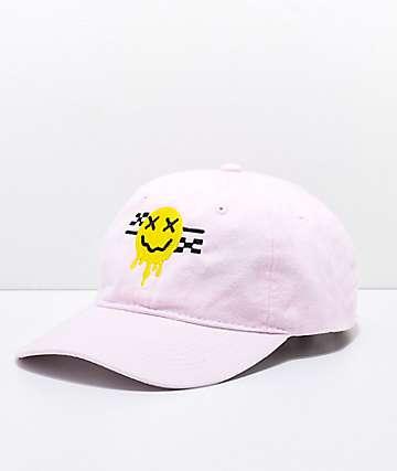 Artist Collective Smile Melt Pink Baseball Hat