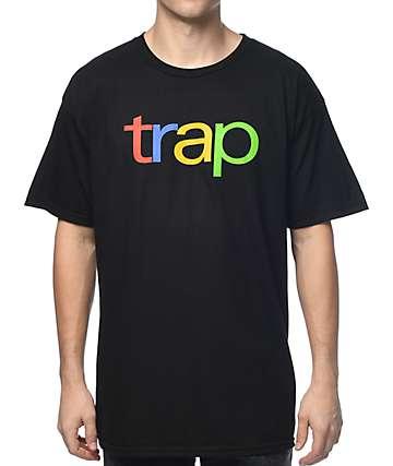 Artist Collective Trap Bay Black T-Shirt
