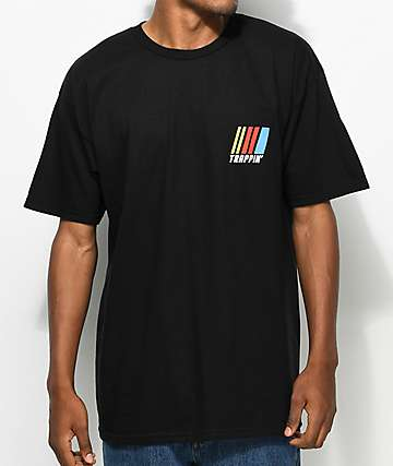 Artist Collective Trappin' Cup Series Black T-Shirt