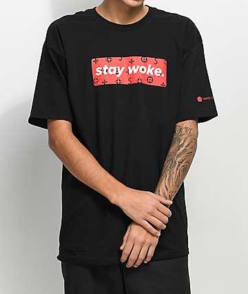 Artist Collective Woke Box Black T-Shirt